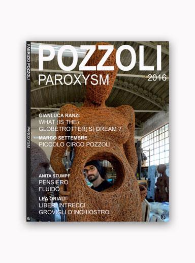 Glauco Cavaciuti Arte Publicazioni, Fabrizio Pozzoli Catalogo Paroxysm