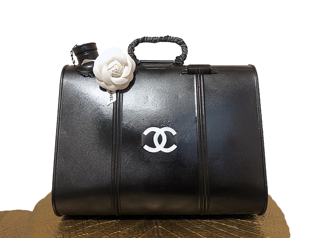 Borsa Chanel, 2020, tecnica mista, 33 x 20 x 26 cm