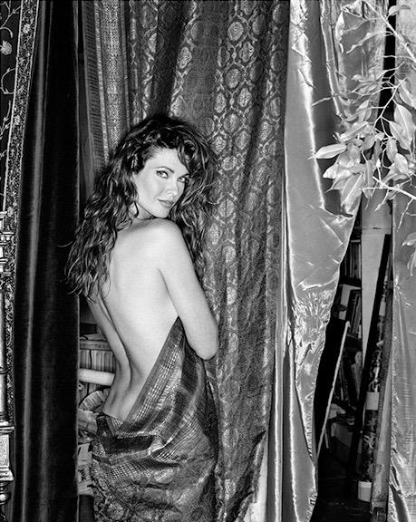 Carol Alt, New York 1992, stampa lambda qualità museale, 93 x 75 cm, ed. 9+1 p.a.