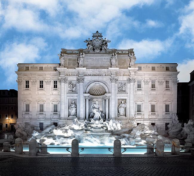 Daydreaming Roma 01, 2020, archival pigment print su d-bond e cornice, misure realizzabili, 80 x 110 / 110 x 150 cm